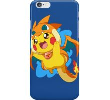 Cute Pikachu - Pokemon iPhone Case/Skin