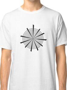 Mandala 18 Back In Black Classic T-Shirt