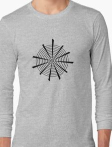 Mandala 18 Back In Black T-Shirt