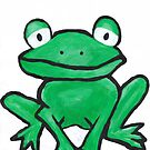 Artemis Frog by Cantus