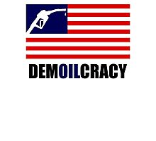 DEMOILCRACY Photographic Print