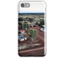 Gwalia town site I (photo dave Carter) iPhone Case/Skin