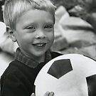 I love Football! by Mike Paget