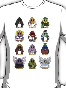 All Penguins T-Shirt