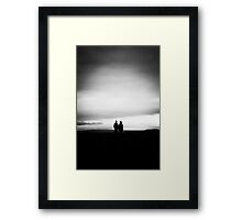 View Framed Print