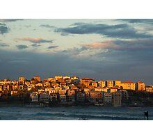 Bondi Sunset Photographic Print