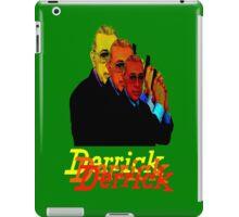 Derrick iPad Case/Skin