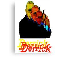 Derrick Canvas Print