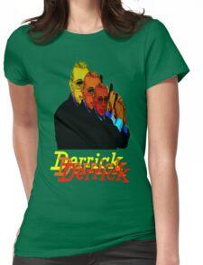 Derrick Womens Fitted T-Shirt