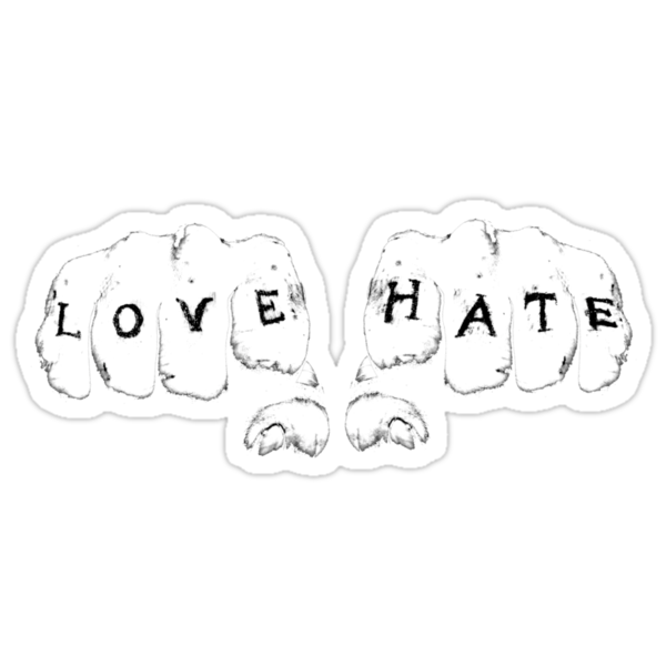 Love Hate by benjy