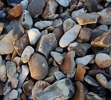 Pebbles by Sally Rice