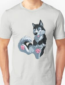 Happy Husky T-Shirt