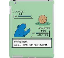 Cookiemon iPad Case/Skin