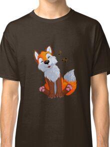Singing, swinging foxy Classic T-Shirt