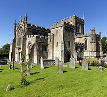 Edington Priory Church, Wiltshire, UK by Andrew Harker
