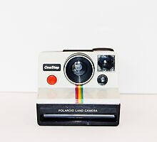 Polaroid Love  by Debbra Obertanec