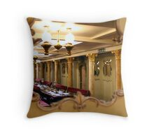 SS Great Britain! Throw Pillow