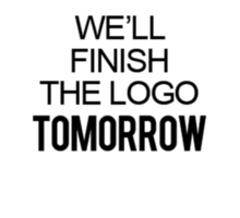 UNIVERSITY OF WE'LL FINISH THE LOGO TOMORROW 2014 PROCRASTINATION Sticker