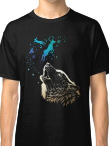 howl of winter Classic T-Shirt