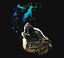 howl of winter Unisex T-Shirt