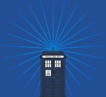 Tardis - Circular Light Effect by sim75