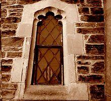 Church window by PPPhotoArt