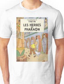 LES HERBES DU PHARAON Unisex T-Shirt