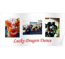 Lucky Dragon Dance Poster