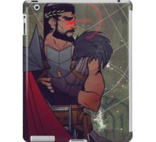The Champion iPad Case/Skin