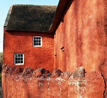 The Red Cottage by Artway
