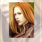 Scarlett Johansson miniature SJ6 by wu-wei