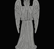 Single Weeping Angel by sim75