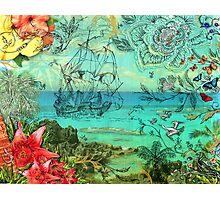 Bermuda and The Sea Venture Photographic Print