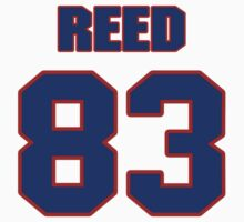 National football player Andre Reed jersey 83 by imsport