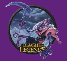 League of Legends - Fiddlesticks by Vynasis