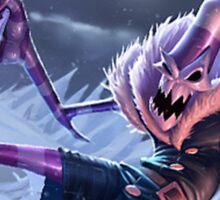 League of Legends - Fiddlesticks Sticker