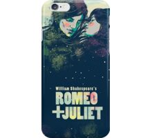 Romeo + Juliet  iPhone Case/Skin