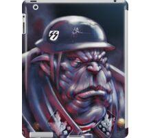 Nazi Ogre iPad Case/Skin