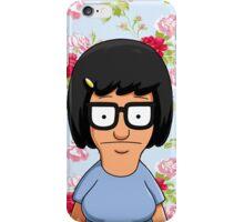 Tina Belcher Floral iPhone Case/Skin