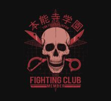 Honnouji Fighting Club by pigboom