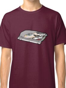 COMPUTER HARD DISK Classic T-Shirt