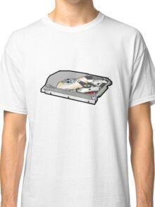 COMPUTER HARD DISK Classic T-Shirt
