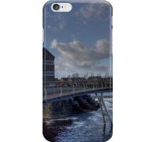 Castleford Millenium Bridge iPhone Case/Skin