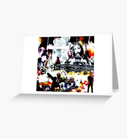 Untitled9 Greeting Card