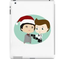 Holiday Roommates iPad Case/Skin