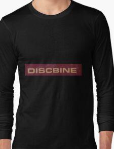 HDR Composite - Discbine Farm Equipment Sign Long Sleeve T-Shirt
