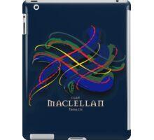 MacLellan Tartan Twist iPad Case/Skin