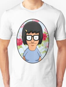 Tina Belcher Floral T-Shirt