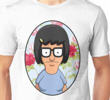 Tina Belcher Floral Unisex T-Shirt