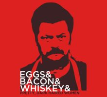 Swanson And T-Shirt